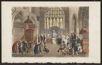 Image of Marriage of Doctor Dicky Bend - Rowlandson, Thomas, 1756-1827